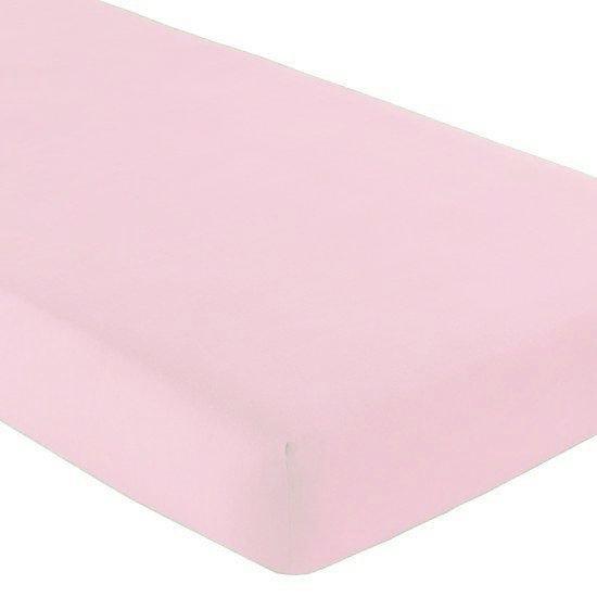 Gipetex Natural Dream Italské prostěradlo s gumičkou 100% bavlna růžová v.25cm - 90x200 cm