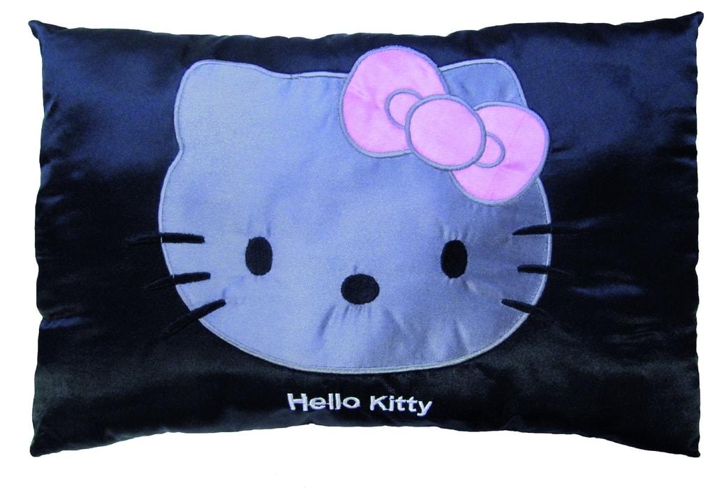 CTI Saténový polštářek Hello Kitty Rosa 28 x 42 cm