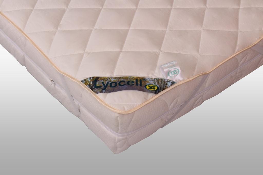 2G Lipov Exkluzivní chrániče matrace LYOCELL-TENCEL - 140x200 cm