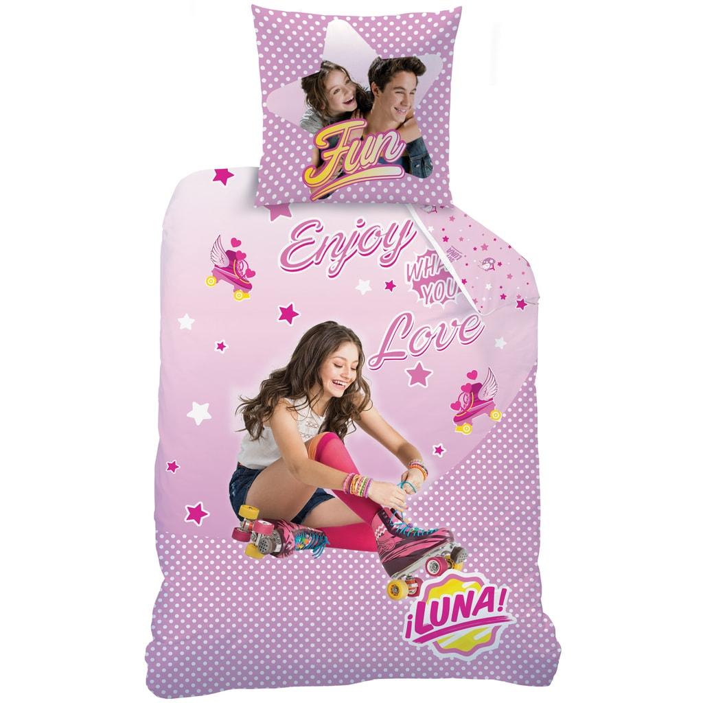 CTI CTI Povlečení Disney Soy Luna Roller 140x200, 70x90