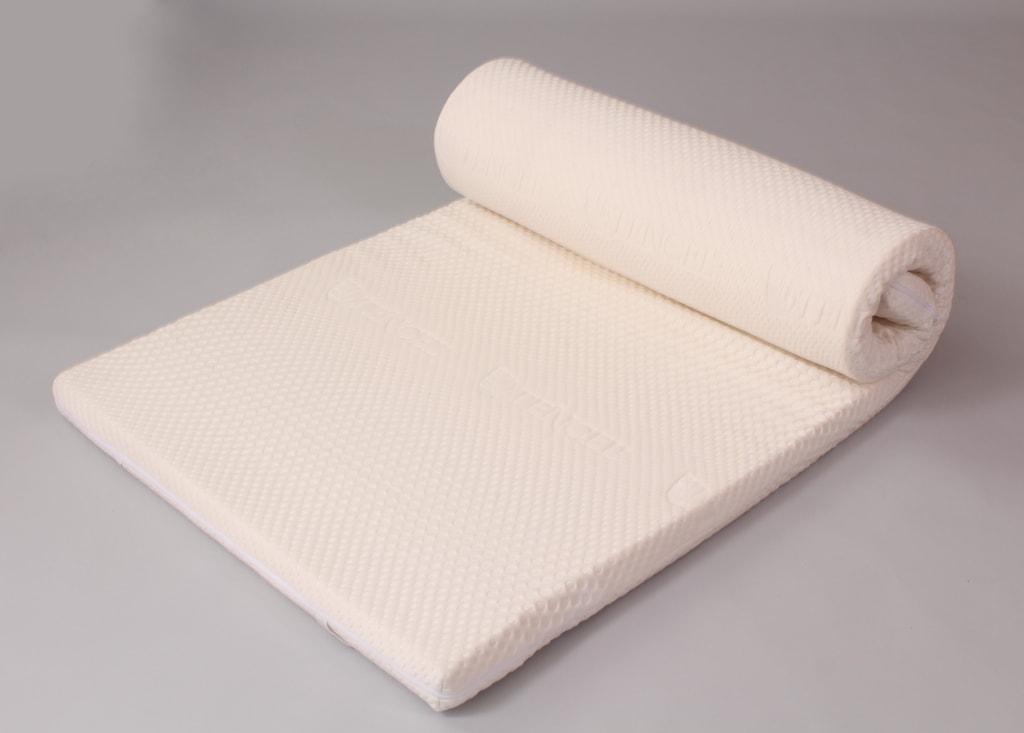 DREAMPUR Vrchní latexová matrace (přistýlka) DREAMPUR® Tencel Latex 7cm - 80x200 cm