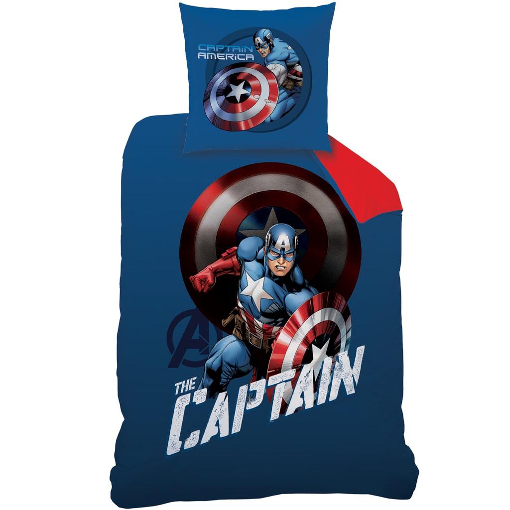 CTI CTI Povlečení Avengers/Captain America/Iron man Mission 140x200, 70x90