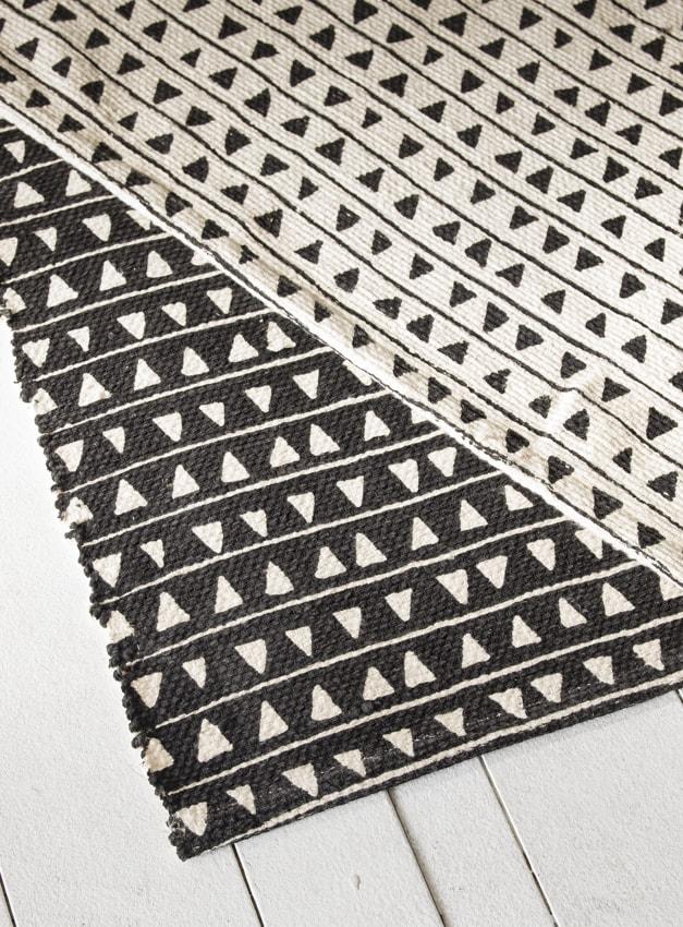 TODAY GOA koberec 120x170 cm černá
