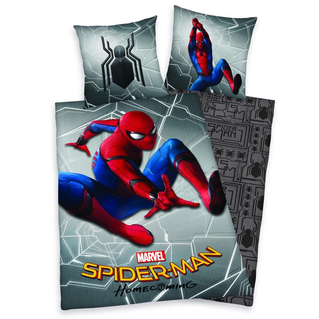 Herding povlečení Spiderman 140x200, 70x90