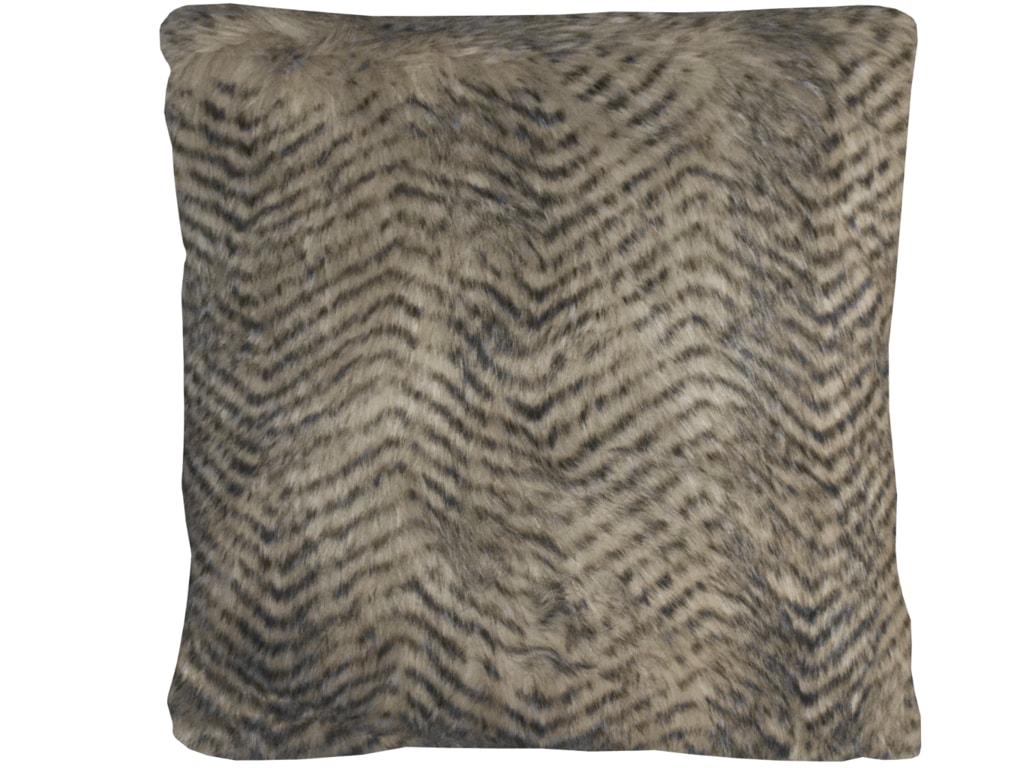 d20def340b0 Home collection Dekorační polštářek imitace kožešiny 45x45 cm béžová