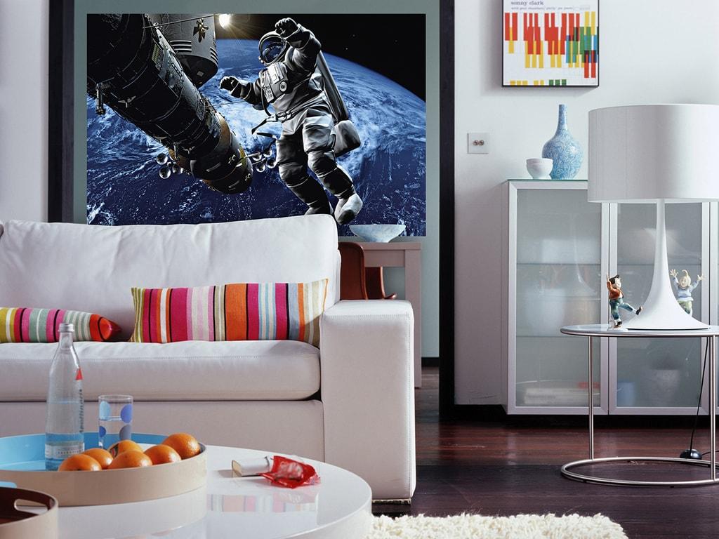 Wizard+Genius W+G Giant Art® Kosmonaut 175x115 cm
