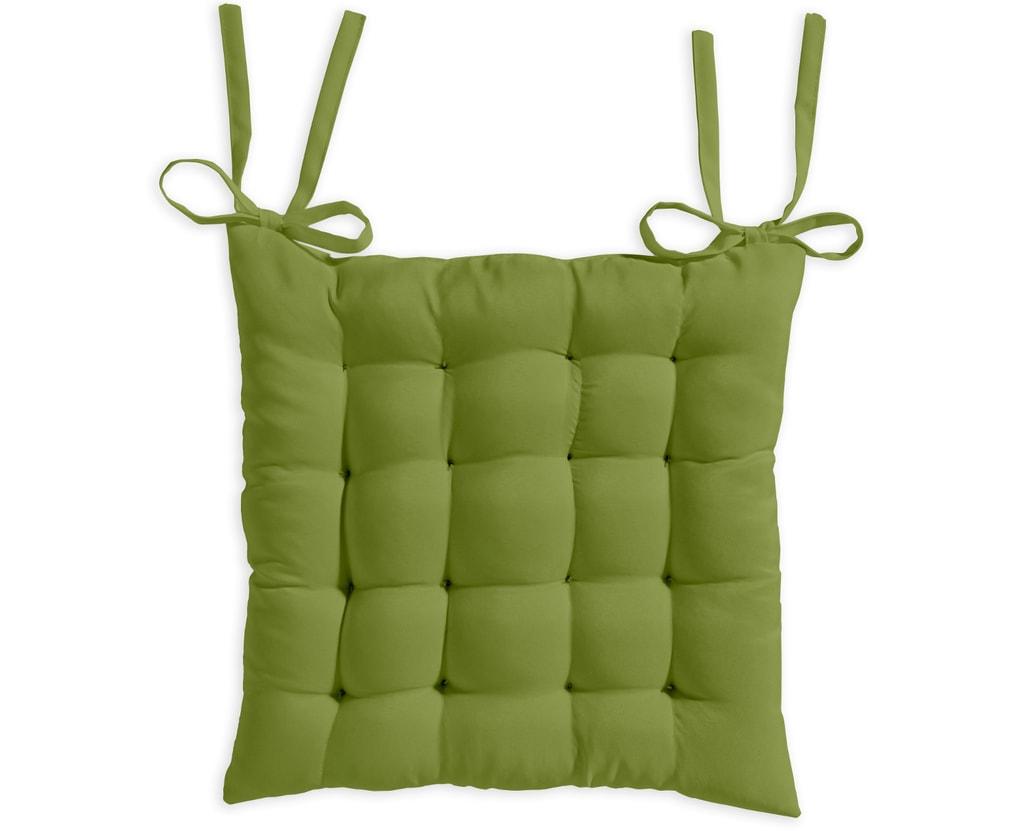 TODAY Podsedák 40x40 cm Bambou - zelená