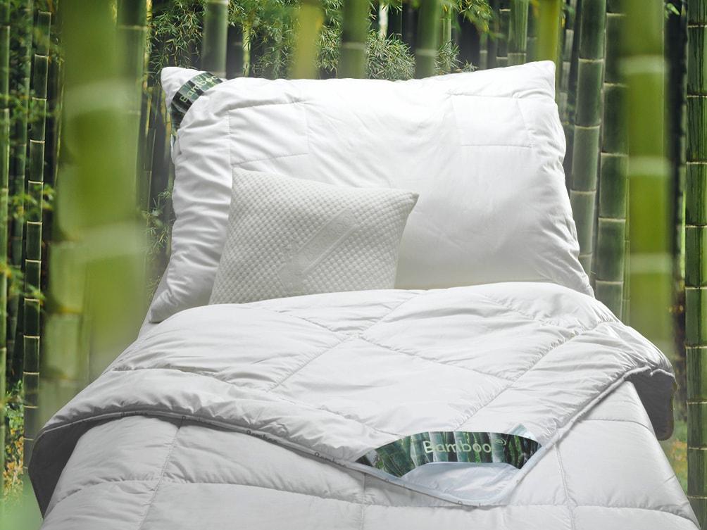 2G Lipov Ložní souprava Bamboo odlehčená - 135x200 / 70x90 cm