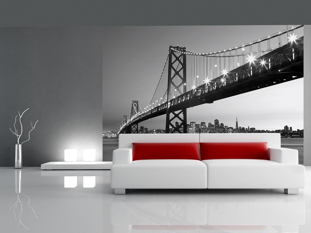 Wizard+Genius W+G fototapeta San Francisco - panorama 366x254 cm