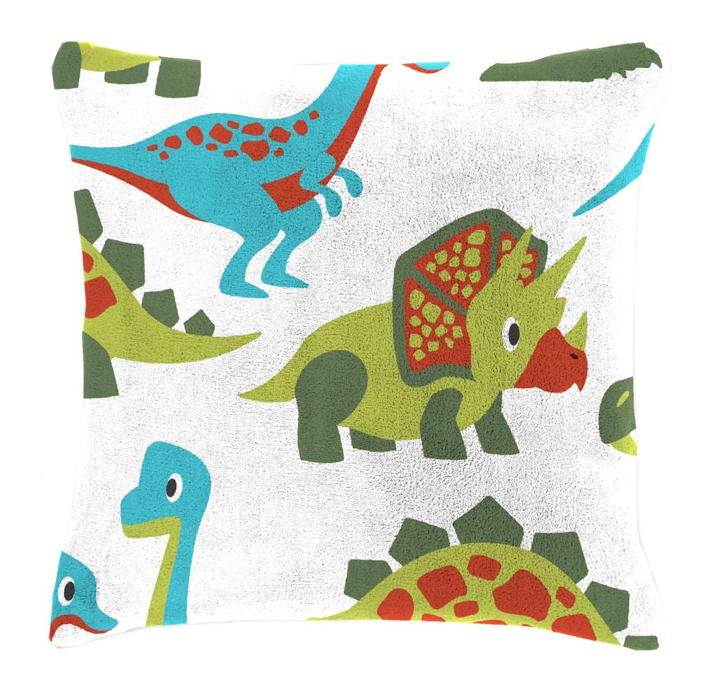 Mistral home Dětský polštářek beránek Mistral Home Dinosauři 40x40 cm