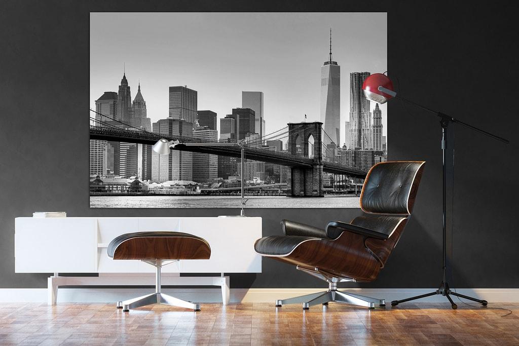 Wizard+Genius W+G Giant Art® New York 175x115 cm
