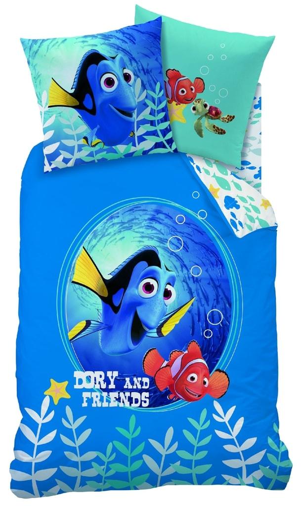 CTI CTI povlečení Hledá se Dory (Nemo) 140x200,70x90