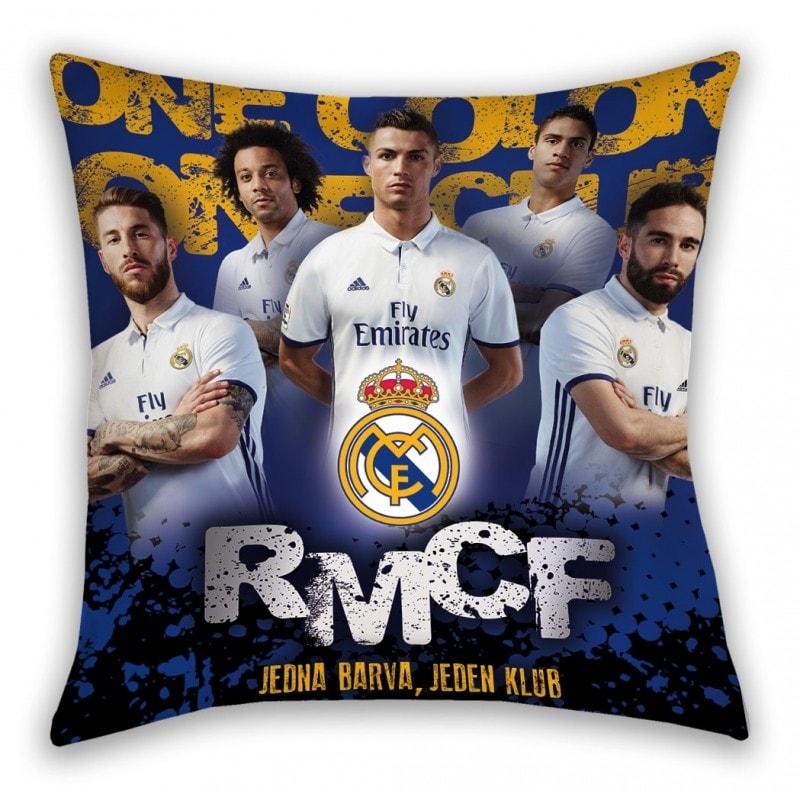Halantex Halantex polštář FC Real Madrid 40x40cm