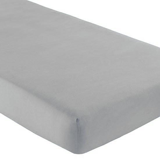 Gipetex Natural Dream Italské prostěradlo s gumičkou 100% bavlna sv.šedá v.25cm - 140x200 cm