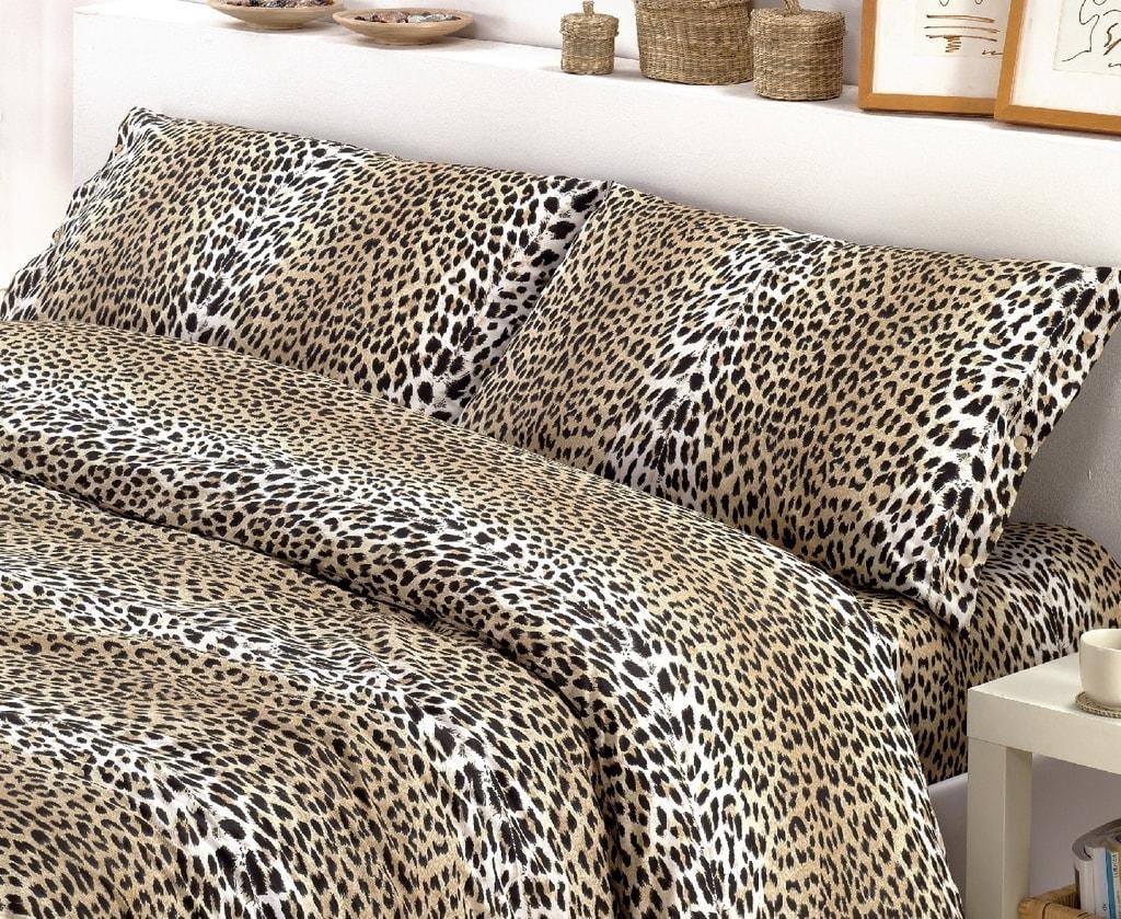 Gipetex Natural Dream Italské povlečení bavlna LUX Maculato - 140x220cm / 70x90cm