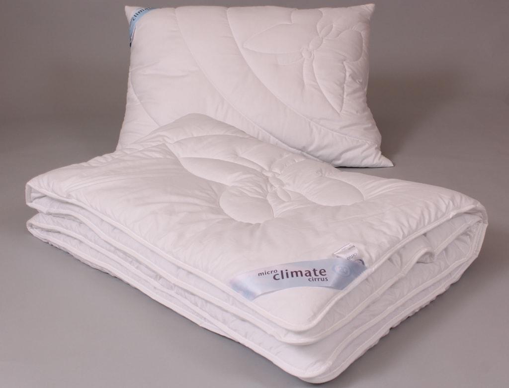 2G Lipov Ložní souprava CIRRUS Microclimate Cool touch 100% bavlna extra hřejivá - 135x200 / 70x90 cm