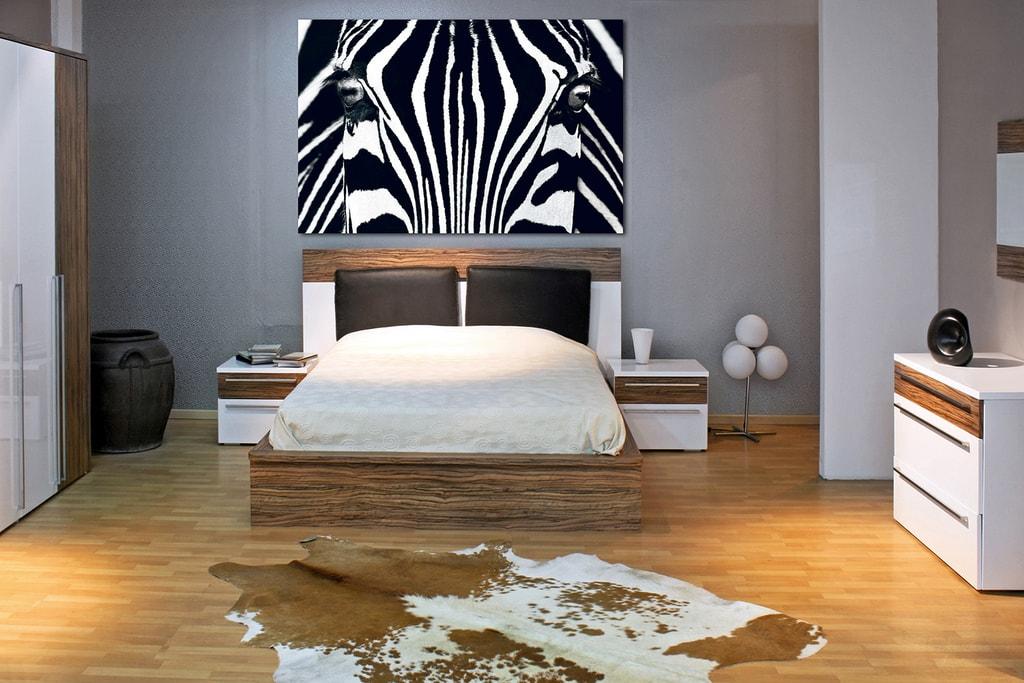 Wizard+Genius W+G Giant Art® Zebra 175x115 cm