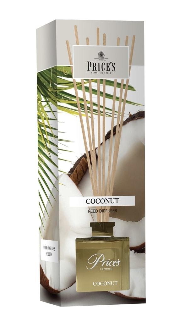 Price´s SIGNATURE vonný difuzér Exotický kokos 100ml