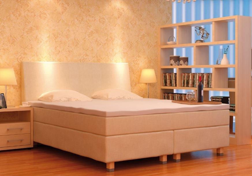 Tropico Kontinentální postel Tropico continental Comfort CLASSIC - 160x200 cm
