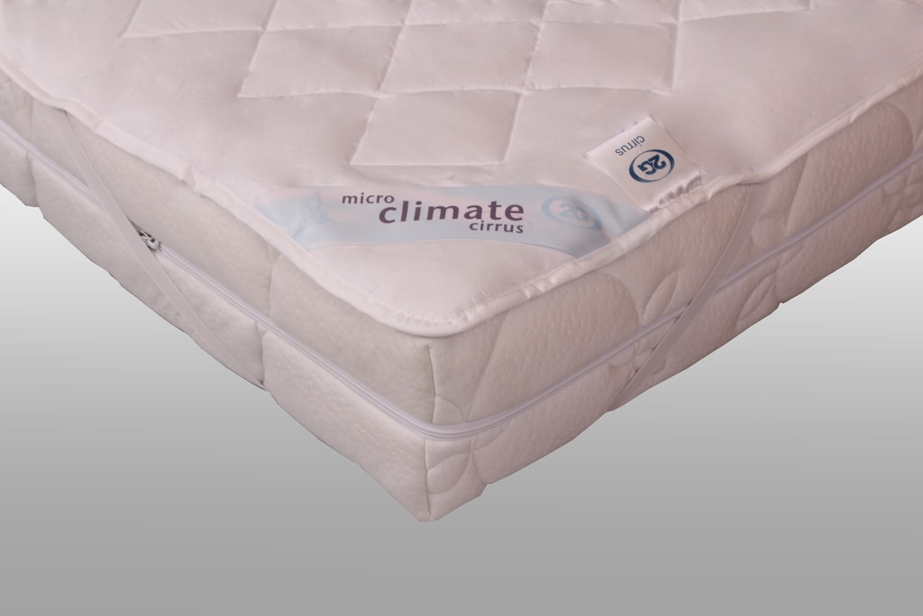 2G Lipov Chrániče matrace CIRRUS Microclimate Cool touch 100% bavlna - 140x200 cm