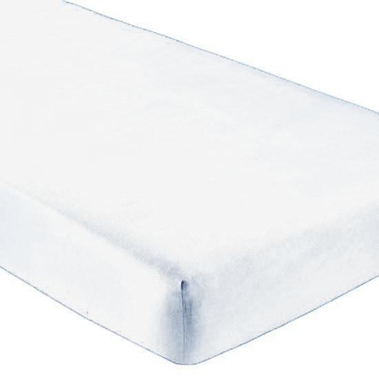 Gipetex Natural Dream Italské prostěradlo s gumičkou 100% bavlna bílá v.25cm - 140x200 cm