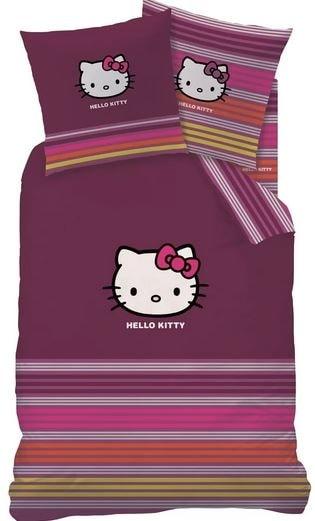 CTI Povlečení Hello Kitty Sarah 140x200,70x90