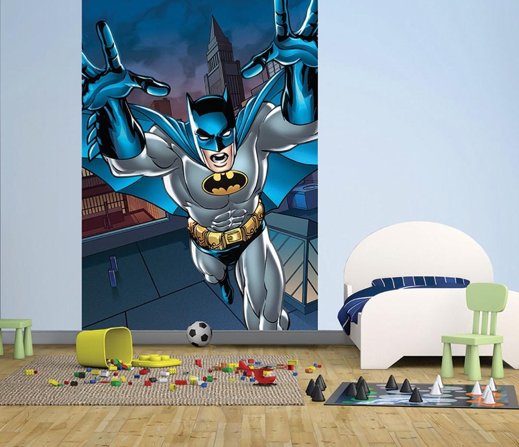 1Wall 1Wall fototapeta Batman si jde pro tebe 158x232 cm