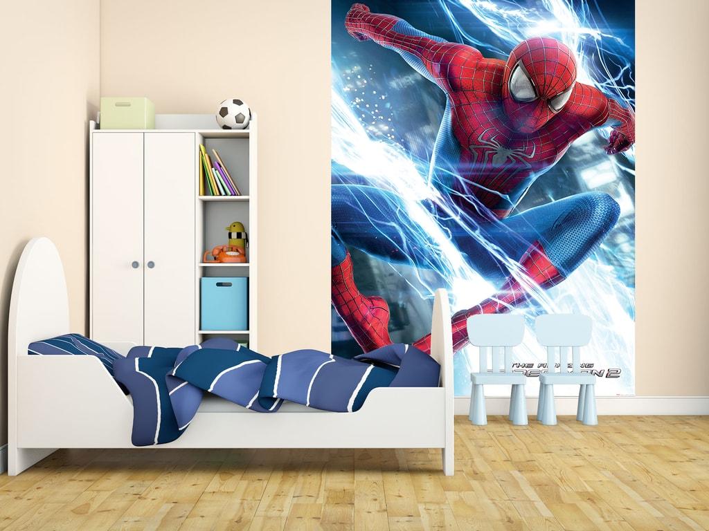 1Wall 1Wall fototapeta Spiderman Amazing 2 158x232 cm