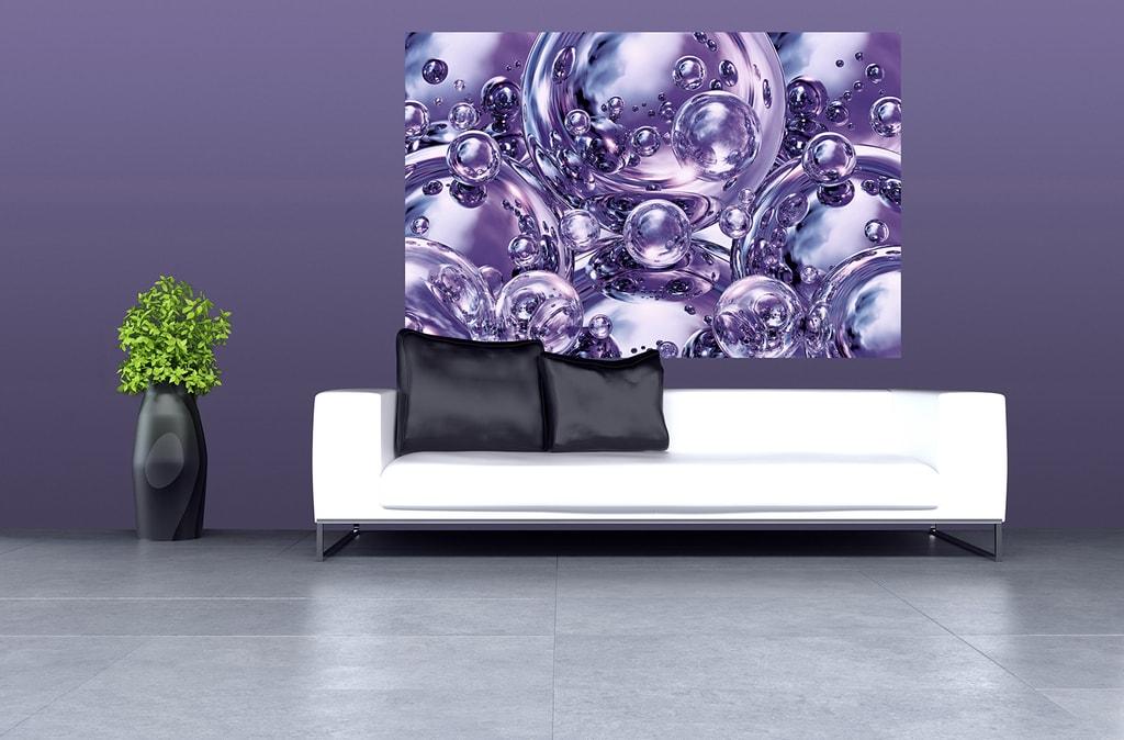 Wizard+Genius W+G Giant Art® Bubliny 175x115 cm