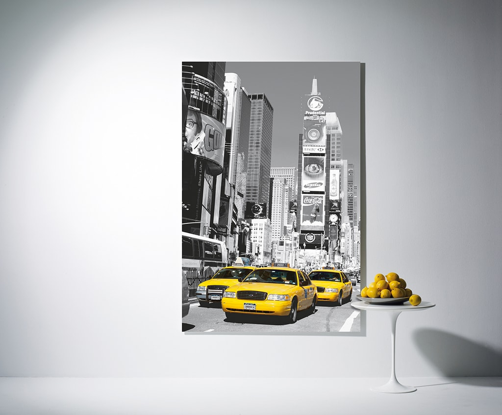 Wizard+Genius W+G Giant Art® NYC Times Square 115x175 cm