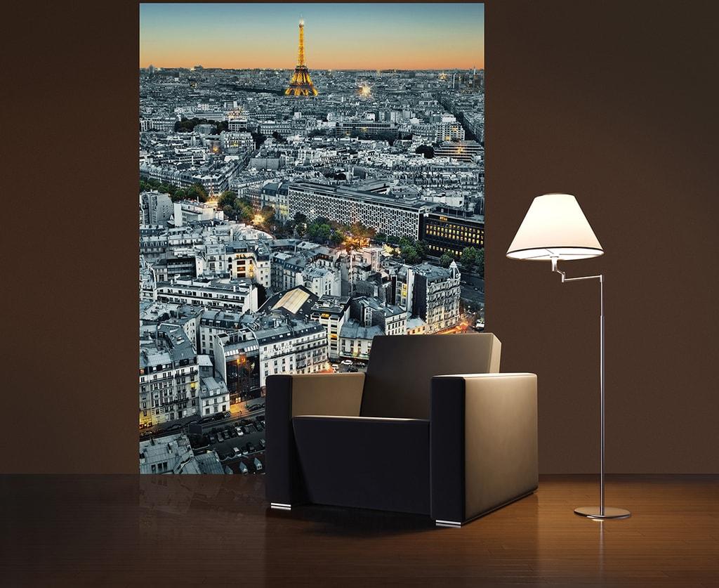 Wizard+Genius W+G fototapeta Paříž - panorama 183x254 cm