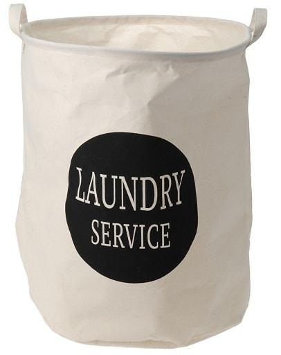 Home collection Látkový prádelní koš 40x50cm Laundry service