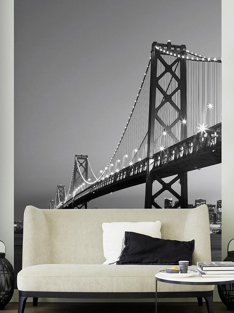 Wizard+Genius W+G fototapeta San Francisco - panorama 183x254 cm