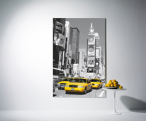 W+G Giant Art® NYC Times Square 115x175 cm