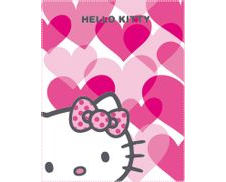 Fleece dečka Hello Kitty Mimi Love 110x140 cm